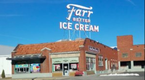 This Sugary-Sweet Ice Cream Shop In Utah Serves Enormous Portions You'll Love
