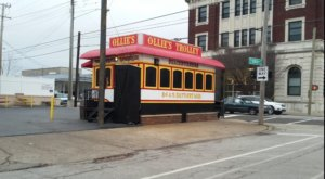 Ollie's Trolley Is Kentucky's Trolley Car Restaurant And It's Loads Of Fun