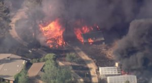 A Deadly Wildfire Is Overtaking Parts Of California And Is Forcing Thousands Of Evacuations