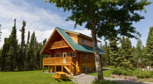 This River Cabin Resort In Alaska Is The Ultimate Spot For A Getaway
