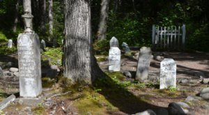 These 11 Haunted Cemeteries In Alaska Are Not For the Faint of Heart