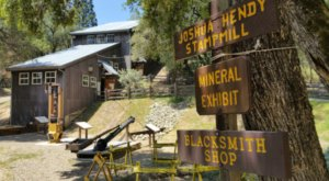 The Whole Family Will Love A Visit To This Mining Park In Northern California