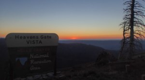 This Idaho Hike Leads You To A Place Where You Can View Four States At Once