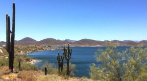 The Underrated Lake In Arizona That Should Be Your New Go-To Destination