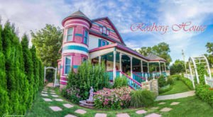 There's A Themed Bed and Breakfast In The Middle Of Nowhere In Kansas You'll Absolutely Love