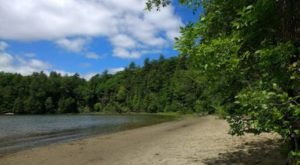 The Whole Family Will Love This Underrated Beachside Park In Vermont