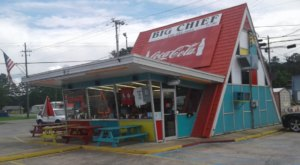 This Tiny Drive-In May Just Be The Best Kept Secret In Alabama