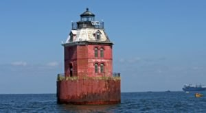 The Boating Adventure That Will Show You A Side Of Maryland You Didn't Even Know Existed