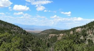 The Easy Trail In New Mexico That Will Take You To The Top Of The World
