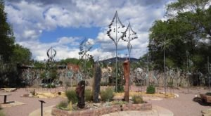 Explore This Whimsical Road In New Mexico For An Experience Unlike Anything Else