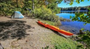 You Can Camp Right On The Lake At This Scenic State Park In Vermont