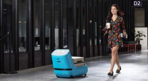 This New Robot Will Carry Your Bags Through The Airport For You