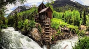 Not Many People Know The Story Behind This Iconic Colorado Location