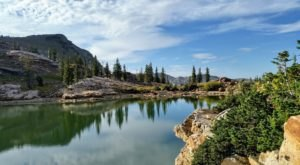 The Clearest Lake In Utah Is Almost Too Beautiful To Be Real
