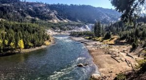 Your Kids Will Love This Easy 1-Mile Waterfall Hike Right Here In Wyoming