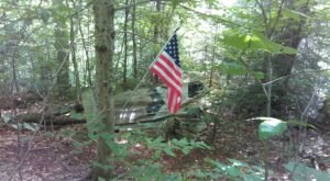 The Unique Hike In New Hampshire That Leads You To Plane Wreckage From 1942