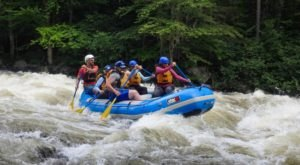 This White Water Adventure In New Hampshire Is An Outdoor Lover's Dream