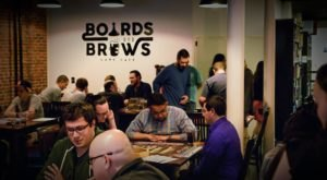 New Hampshire's First Board Game Cafe Is A Must-Visit