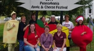 There's A Great Big Cheese Festival Coming To Pennsylvania And It Looks As Delicious At It Sounds