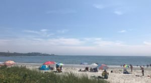 Make Your Summer Perfect With A Trip To This Easy To Access State Park Beach In Maine