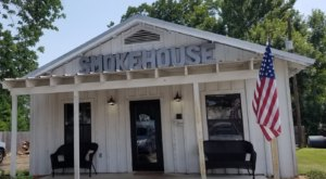 This Small Town Shack Serves Some Of The Best BBQ In Arkansas