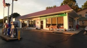 You Can Find Delicious Comfort Food At Spearman's Restaurant, A Small Town Gas Station, In Ohio