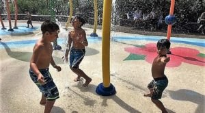9 Splash Pads In Connecticut That Will Keep The Kids Cool All Summer