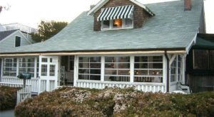 The Historic Beach Cottage That Serves Some Of The Best Seafood In Virginia