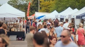 The Tomato-Themed Festival In Nashville You'll Want To Attend Year After Year