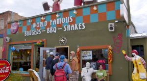 This Fun Burger Joint In New Mexico Will Make Your Mouth Water