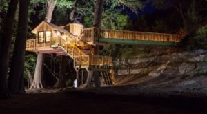Sleep Among The Trees At This Enchanting Bed & Breakfast In Texas