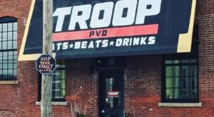 The Funkiest Restaurant In Rhode Island Serves The Most Amazing Street Food