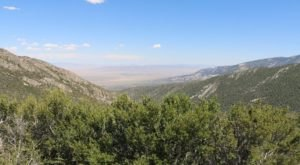 The Breathtaking Overlook In Nevada That Lets You See For Miles And Miles