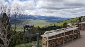 The Breathtaking Overlook In Idaho That Lets You See For Miles And Miles