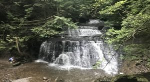 The Ultimate Bucket List For Anyone In Pennsylvania Who Loves Waterfall Hikes