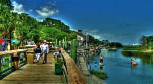 The Boardwalk Path In South Carolina That Has A Little Of Everything You're Sure To Love