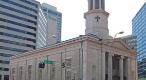 The Story Behind This Historic Nashville Church Will Send Shivers Up Your Spine
