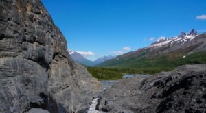 The Canyon Waterfall Hike In Alaska That Will Overwhelm You With Natural Beauty