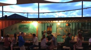 There's A Beach-Themed Beer Garden In Idaho And It's Downright Amazing