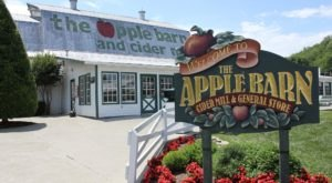 These 5 Cider Mills In Tennessee Will Put You In The Mood For Fall