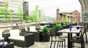 These 6 Rooftop Bars Have Sensational Views Of Pittsburgh