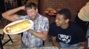 There's A Mexican Restaurant In Mississippi That Serves A 5-Pound Burrito We Bet You Can't Eat All At Once