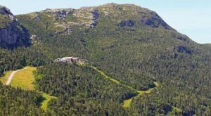 The Incredible Cliffside Restaurant In Vermont That Will Make Your Stomach Drop