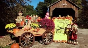 This Covered Bridge Festival In Ohio Is One Nostalgic Event You Won't Want To Miss