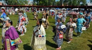 One Of The Biggest Powwows In The U.S. Is Happening In North Dakota And It's Truly Spectacular