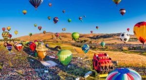 The Largest Hot Air Balloon Race In The World Is Here In Nevada And You Need To Attend
