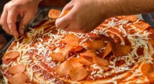 The Pizza At This Delicious Tennessee Eatery Is Bigger Than The Table