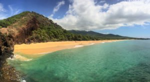 Steal Away To The Largest Undeveloped Beach In Hawaii For An Experience Like No Other