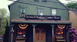 The Charming Rhode Island General Store That's Been Open Since Before The Civil War