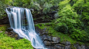 The Waterfalls In This North Carolina River Gorge Are Among The Best In The State